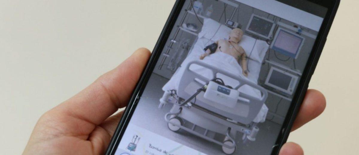 L'Hospital Sant Joan i la URV creen una aplicació per mostrar als infants com és una UCI